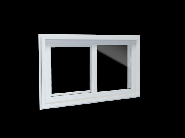 horizontal slider